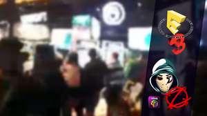 Zangado e o outro lado da E3