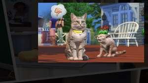 Expansão traz Cães e Gatos para The Sims 4