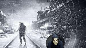Zangado mostra primeiro gameplay de Metro Exodus