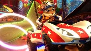 Crash Bandicoot estreia GP em Crash Team Racing Nitro-Fueled