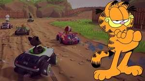 "Garfield Kart Furious Racing tem ""trapaça"" em corrida online"
