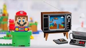 LEGO Nintendo Entertainment System recria o NES dos anos 1980