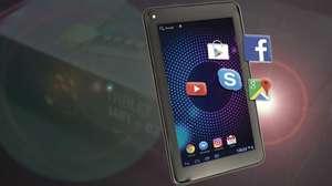 Teste: tablet DZ7BT faz bonito e custa menos de R$ 350