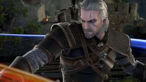 Soulcalibur VI com Geralt de Rivia (The Witcher 3)