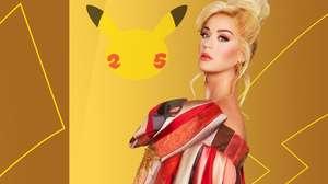 Katy Perry lidera celebrações dos 25 anos de Pokémon