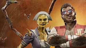 Skins do Dia dos Mortos 'apavoram' Mortal Kombat 11: Aftermath
