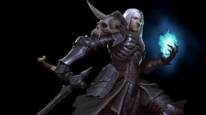 Diablo (Necromante Masculino)