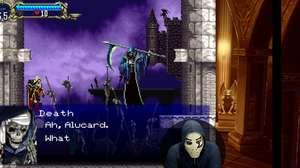 Zangado testa Castlevania Requiem - Rondo of Blood