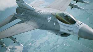 Update celebra 2º aniversário de Ace Combat 7
