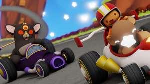 Starlit On Wheels leva corrida de kart para o smartphone