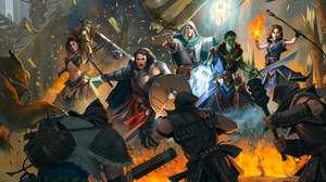 Pathfinder: Kingmaker estreia modo de jogo baseado em turnos