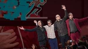 Após estar em Fortnite, banda Weezer lança seu próprio jogo