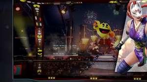 Combo traz Pac-Man para dentro de Tekken 7