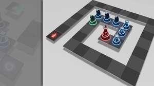 Unlock the King mistura puzzle e xadrez para 'relaxar'