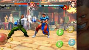 Street Fighter IV chega gratuito para Android