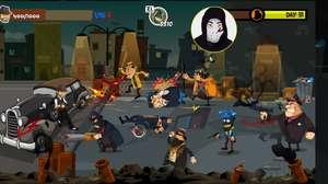 Zangado mostra a difícil 'ação casual' de Gangsta Paradise