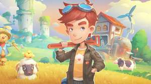 My Time at Portia transforma game de fazenda em RPG