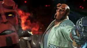 Hellboy é o novo lutador de Injustice 2