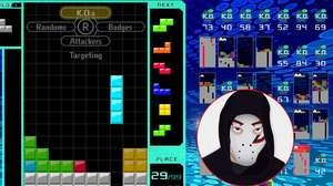 Zangado encara o battle royale Tetris 99: você contra o mundo