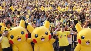 Treinadores embarcam na Pokémon GO Summer Tour 2019