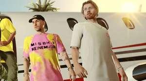 Marcas da moda da vida real estreiam em GTA Online