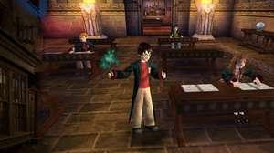 Como é jogo de Harry Potter em que você estuda em Hogwarts