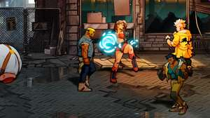 Streets of Rage 4 promove volta do icônico lutador Adam Hunter