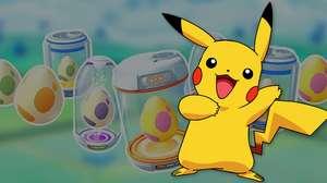 Queime as calorias das festas com os ovos de Pokémon GO