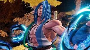 Entra em ação Sogetsu Kazama, novo lutador de Samurai Shodown