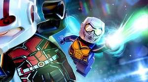 Homem-Formiga e Vespa estão em LEGO Marvel Super Heroes 2