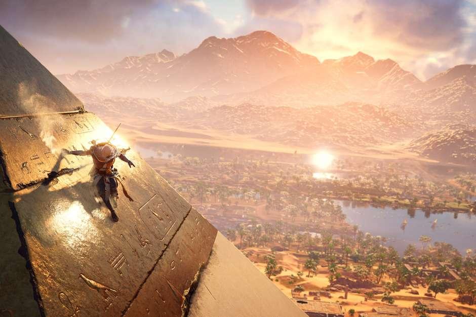 Assassin's Creed Origins Foto: Assassin's Creed