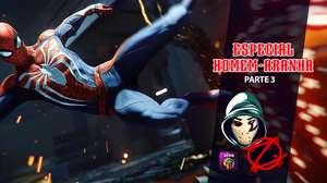 Exclusivo do Games4U: Zangado testa Homem-Aranha (Parte 3)
