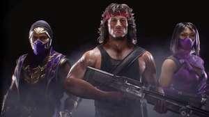 Rambo é um dos destaques de Mortal Kombat 11 Ultimate
