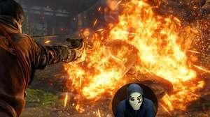 Zangado mostra como derrotar o Touro Flamejante de Sekiro