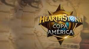 Copa América de Hearthstone pega fogo logo no primeiro dia