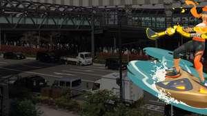 Japoneses se arriscam na quarentena por game da Nintendo