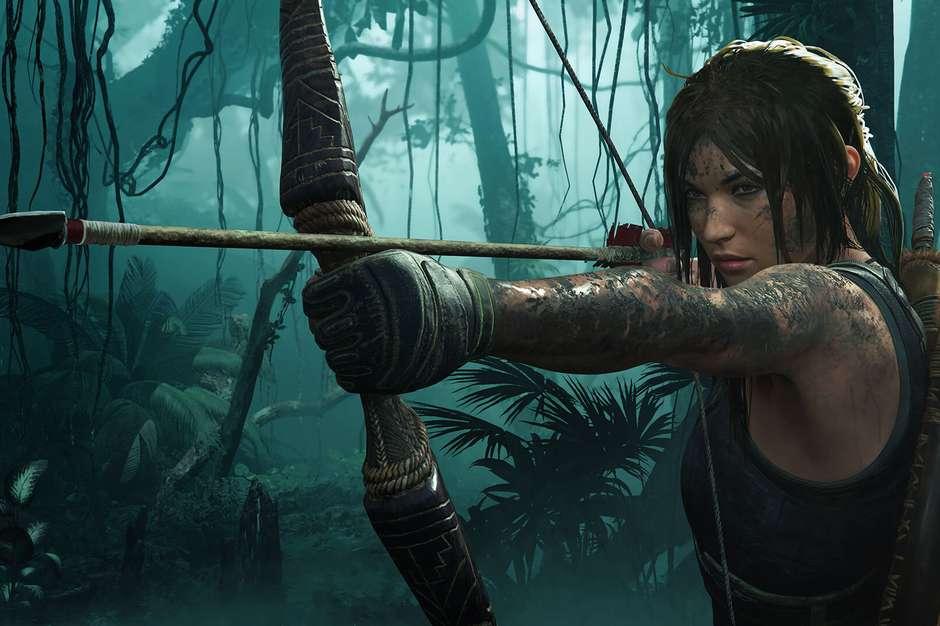 1. Lara Croft (Tomb Raider): Lara é Lara. Vamos falar mais nada não... Ela fala por si. Foto: Square Enix / Reprodução