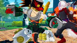 My Hero One's Justice traz ícones do mangá pra arena online