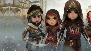 Assassin's Creed: Rebellion junta todos os heróis da série