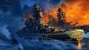 Começou a 'invasão' da Warhammer 40.000 a World of Warships