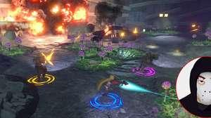 Zangado testa o arcade nostálgico Contra: Rogue Corps