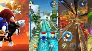 Sonic Forces: Speed Battle traz o ouriço para mobiles
