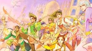 RPG Romancing SaGa é lançado fora do Japão após 24 anos
