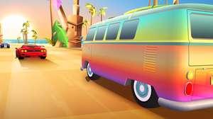 E3: jogo brasileiro Horizon Chase Turbo é lançado nos EUA