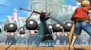 Estilo Musou clássico volta em One Piece: Pirate Warriors 4