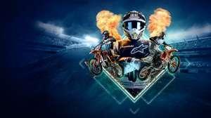 Começa a pré-venda de Monster Energy Supercross 4