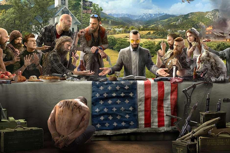 Far Cry 5 Foto: Divulgação