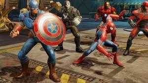 Na onda dos Vingadores, experimente Marvel Strike Force