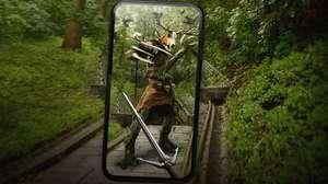 The Witcher: Monster Slayer traz realidade aumentada ao mobile
