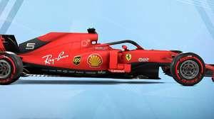 Game F1 2019 sairá dois meses antes do Mundial de F1 real